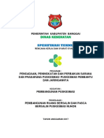 Spesifikasi Teknis Pemb. Rg.bersalin Dan Pasca Bersalin
