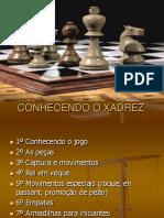 Conhecendo o Xadrez