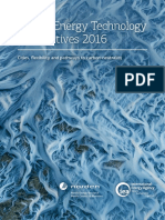 Nordic Energy Technology Perspectives 2016