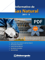 Boletin Gas Natural 2011 II