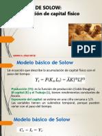 Tema 2. Modelo Solow