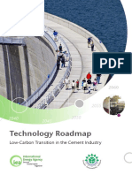 Technology Roadmap Low Carbon Transition in the Cement Industry