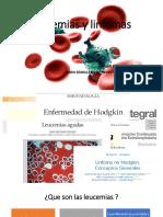 Leucemias y Linfomas