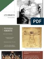 AULA 01 - Psicologia Humanista