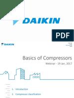 Basics of Compressors