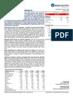 Eicher Motors - Company Update 03-04-18 - SBICAP Sec