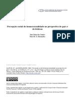 SANTOS e BERNARDES. Percepção social da homossexualidade na perspectiva de gays e de lésbicas.pdf