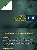 Historia Epidemiologia Sst