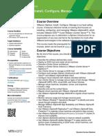 EDU_DATASHEET_vSphereInstallConfigureManage_V6.pdf