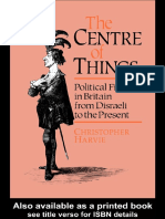 Christop Harvie-The Centre of Things_ Political Fiction in Britain From Disraeli to the Present (1991)