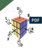 Solucion Cubo Rubik 3x3