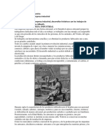 Historia de La Industria