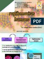 Tema 19 Virus Del Papiloma y Del Polioma