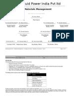 Sap Mm Business Blueprint Sample