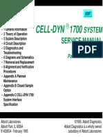 CD 1700 Service
