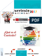 Currículo Nacional- Iquitos