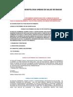 PLANTILLAS ODONTOLOGIA 2