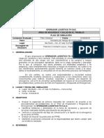 Plan de II Simulacro Transportes Th. Sac