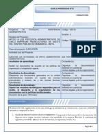 Guia Uno Organizar Documentos