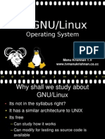 The GNU/Linux Operating System
