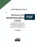 BELM-25579(Elementos de La Responsabilidad -Taboada)