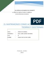 trabajo dotrinas- matrimonio.docx