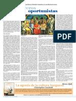 El Aromo - Chacareros oportunistas