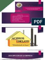 Diapositiva de Mi Empresa Expo