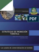 Estrategias de Promoción Turistica UMB