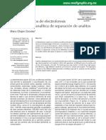 Review Electroforesis Capilar