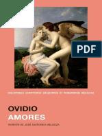 Amores de Ovidio