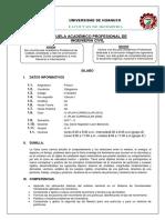 Silabo Descriptivo Fisica 1 -2017-II-uphco