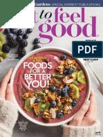 Better Homes & Gardens ; Eat to Feel Good - 2018