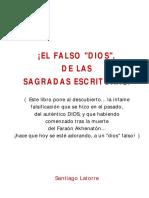 El falso Dios de las sagradas escrituras.pdf