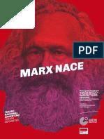 Gacetilla Marx Nace