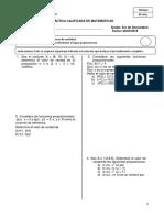 Cuantificadores - 1 PC Matematicas 3ero Secundaria - YMCA