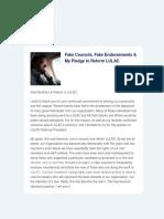 LULAC - Darryl Morin - Fake Councils Fake Endorsements  My Pledge to Reform LULAC.pdf