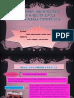 Publicidad, Promoción y Venta Directa