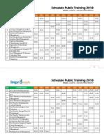 Public Training 2018 Logistic Scm & Procurement