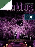 Wedding Planner Magazine Volume 1, Issue 5