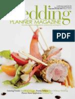 Wedding Planner Magazine Volume 1, Issue 4