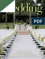 Wedding Planner Magazine Volume 1, Issue 3