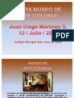Juan Diego Martinez - 403
