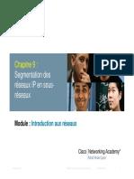 FSTM 14 15 RI Chap9 Segmentation Des Réseaux IP