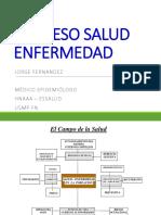 SEMANA 02 Proceso Salud Enfermedad Historia Natural Niveles Prevencion