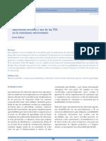 salinas innovación docente y uso de las TICs