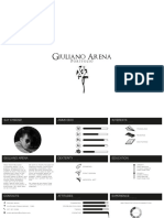 Giuliano Arena - Portfolio 2018