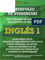 2018A Portafolio Inglés 1 2