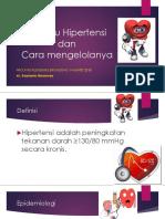 PROLANIS Dr. Septania Gunawan