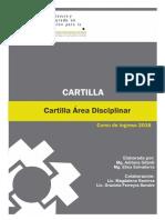 Cartilla EPS 2018